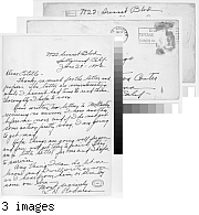 Letter, 1942 June 29, Hollywood, Calif. to Estelle Ishigo, Pomona Reception Center, Pomona, Calif