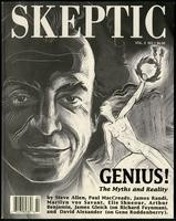 Potential and achievement: Categorization of genius, Skeptic Vol. 2, No. 1 (3 items)