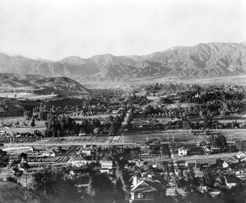 Pasadena in 1905