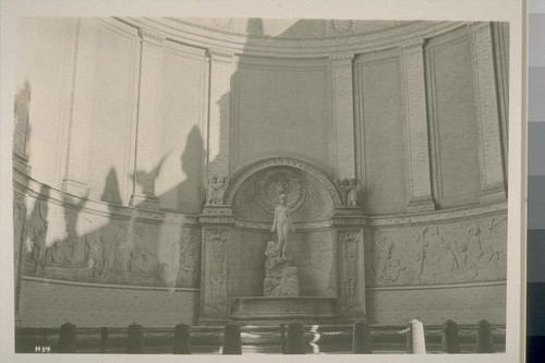 "H34. [""Fountain of Youth"" (Edith Woodman Burroughs), east niche, Tower of Jewels.]"