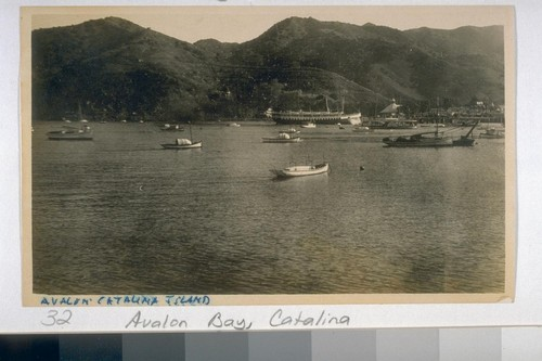 Avalon Bay--Catalina