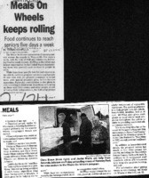 Meals On Wheels keeps rolling