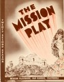 Mission Play playbill, 22nd season