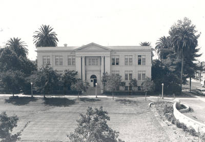 Smith Hall, Chapman University, Orange, California