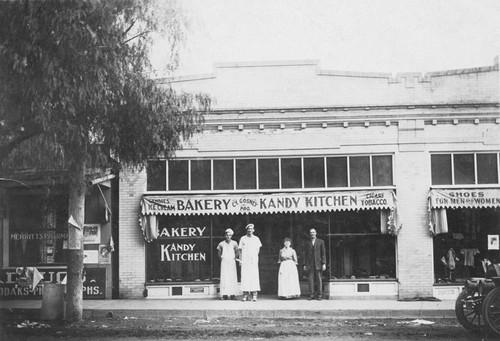 Calisphere: Bakery and Kandy Kitchen, South Orange Street