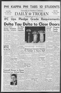 Daily Trojan, Vol. 54, No. 97, April 05, 1963