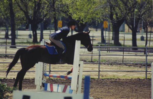 Sports-New campus-Equestrian 016