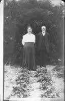 Sarah Anne Jane Locke Smith and husband William Thomas Smith