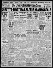 The Glendale Evening News 1923-08-22