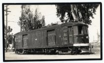 San Jose Railroads car #2