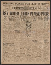 Richmond Record Herald - 1930-01-05