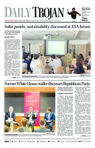 Daily Trojan, vol. 196, no. 62, Apr 18, 2019