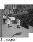 Pickets--Housing Authority