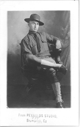 Barney McCurry (World War I, Tulare County)