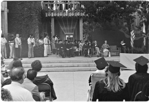 UCSD Commencement Exercises - John Muir College