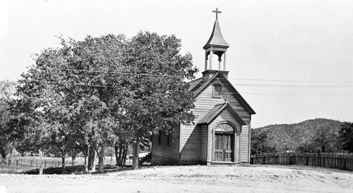 Shasta Catholic Church