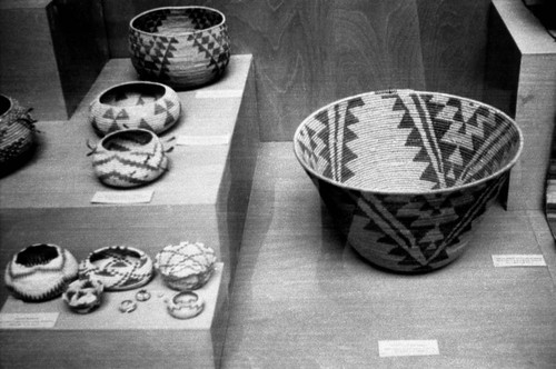 Baskets from Edna Townsend