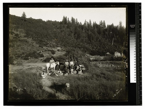 [Redwood Creek Indians/unknown]