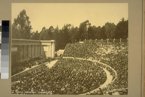 Greek Theatre, Berkeley