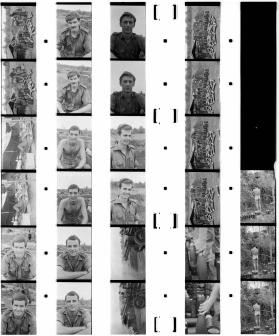 Overseas Weekly Contact Sheet 14764