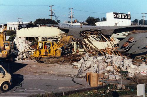 Demolition Of Runyanu0027s Furniture Store, ...