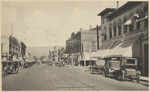 Street scene, Redlands, California