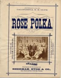 Rose polka / composed by William A. Dietrich; arranged by John C. Sorg