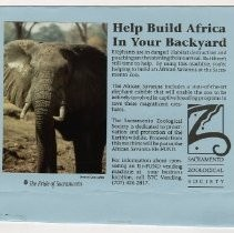 """Help Build Africa in Your Backyard"""