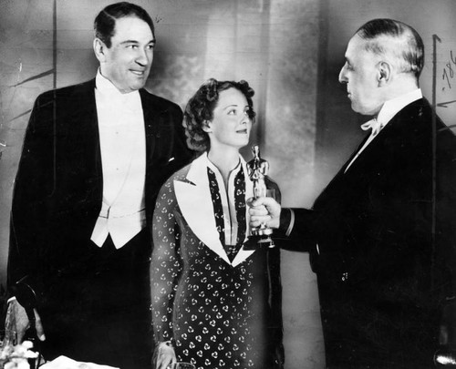 Three received Oscars, 1936
