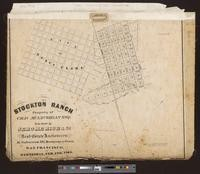 Stockton Ranch, property of Chas. McLaughlin Esq: to be sold by Jerome Rice & Co., real-estate auctioneers ... 327 Montgomery Street, San Francisco on Wednesday, Feb. 17th, 1864