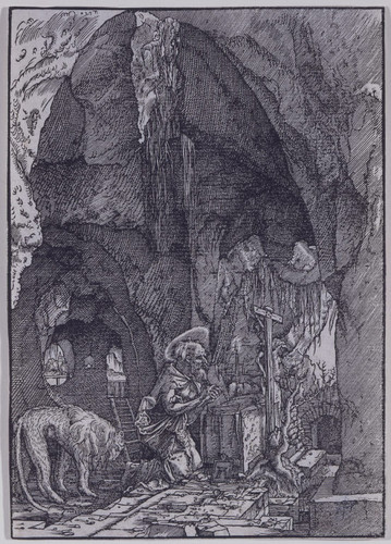 St. Jerome in the Cave