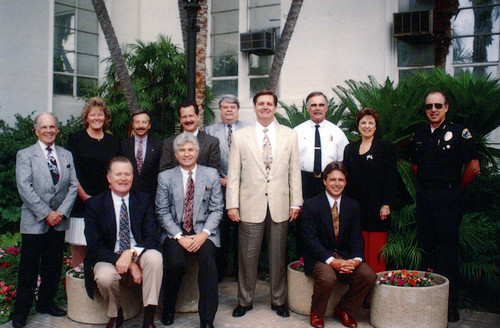 City of Burbank Department Heads 1994