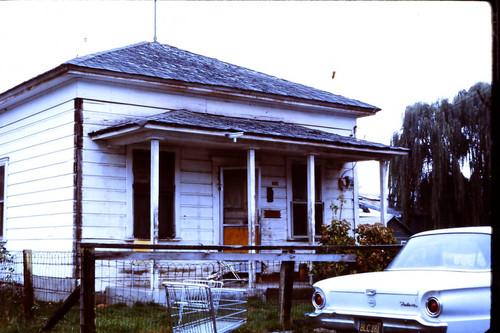 Fircrest Mobile Home Park In South Sebastopol California 1970