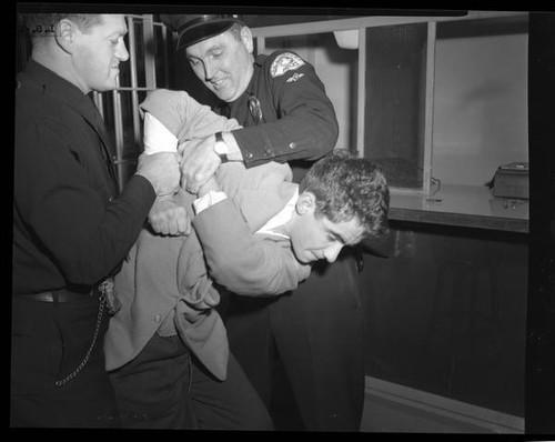 Image result for scotty beckett in police custody