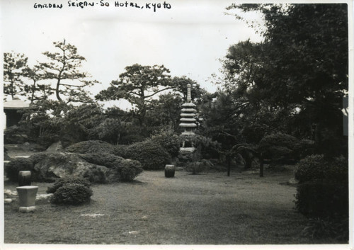 "Location photograph for ""A Girl Named Tamiko"" (1962)"