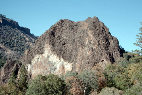 Black Rock in Mill Creek Canyon