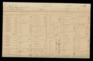 WPA household census for 1343 DELONG, Los Angeles