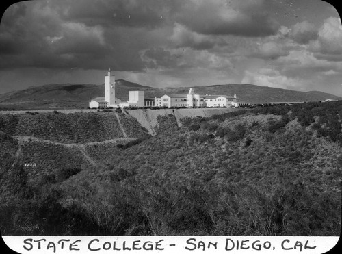 State College, San Diego, Cal / Lee Passmore
