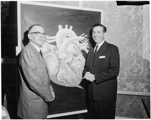 Heart meeting, 1956