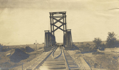 Sacramento Valley Sugar Company - Trestle