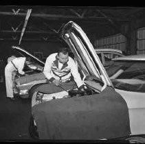 Chevy Dealership Sacramento >> Calisphere Lew Williams Chevrolet