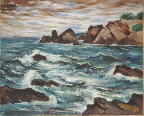 Untitled (Ocean View from Carmel)