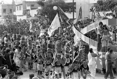 Spirit of the Carnaval de Barranquilla, Barranquilla, Colombia, 1977