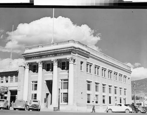 Calisphere: Shasta Cascade Bank of America
