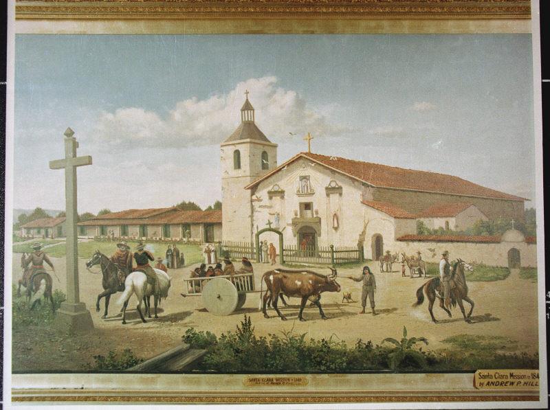 calisphere hispanic americans spanish colonization and californios