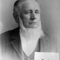 Charles Hidden, Sr., December 25, 1818 - November 1897