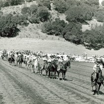 Circle V Ranch, Fairfax, Marin County, California, circa 1950 [photograph]