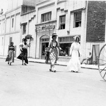 1930s Parade in Visalia, Calif