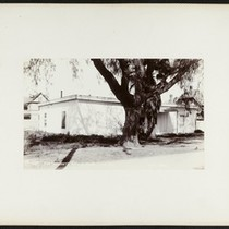 Adobe house identified as the headquarters of John C. Fremont during the ...