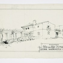 George Washington Smith: Bryce house (Hope Ranch, Santa Barbara, Calif.)